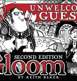 Atlas Games Gloom: Unwelcome Guests 2e