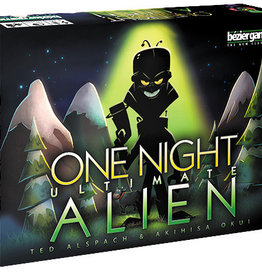 Bezier Games One Night: Ultimate Alien