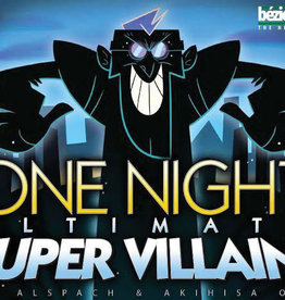 Bezier Games One Night: Ultimate Super Villains