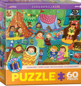 Eurographics Inc Pajama Party 60pc Puzzle