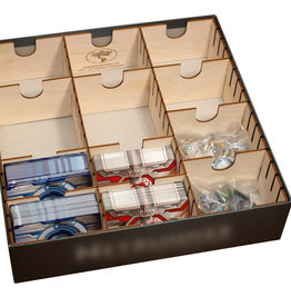 Broken Token Unsleeved Card Game Organizer
