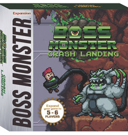 Brotherwise Games Boss Monster: Crash Landing