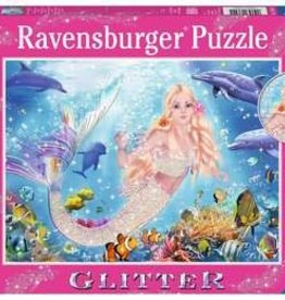 Ravensburger Mermaid & Dolphins 100XXL pc Puzzle