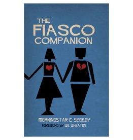 Bully Pulpit Games The Fiasco Companion