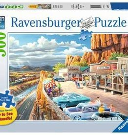 Ravensburger Scenic Overlook 500pc puzzle