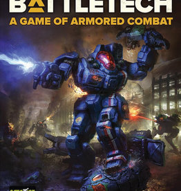 Catalyst BattleTech: The Game of Armored Combat