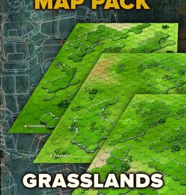 Catalyst Battletech: Map Set Grassland
