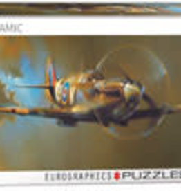 Eurographics Inc Spitfire - Barrier AF Clark Panoramic 1000pc Puzzle