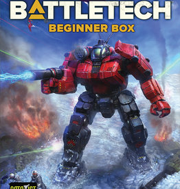 Catalyst Battletech: Beginner Box