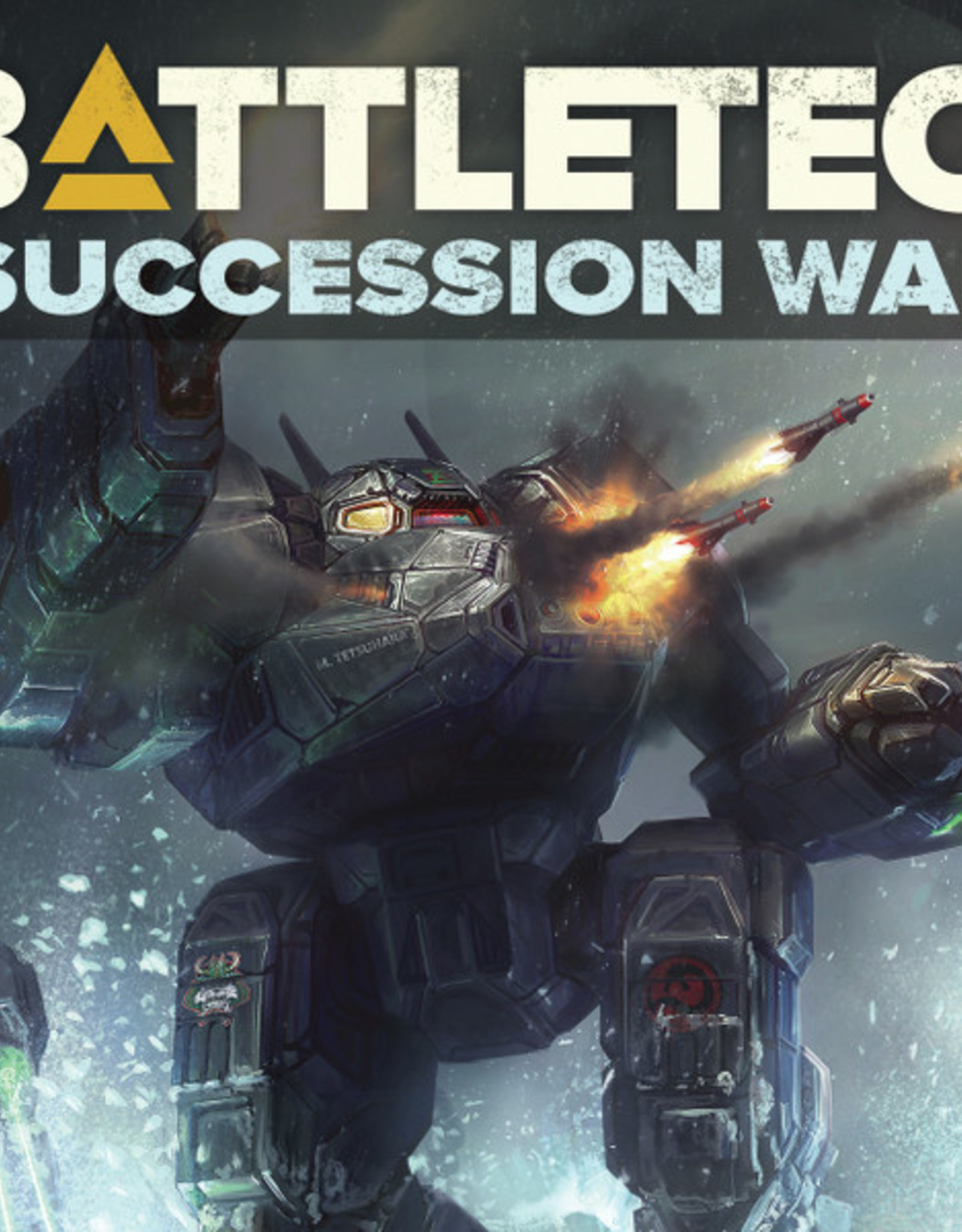 Catalyst BattleTech: Technical Readout Succession Wars