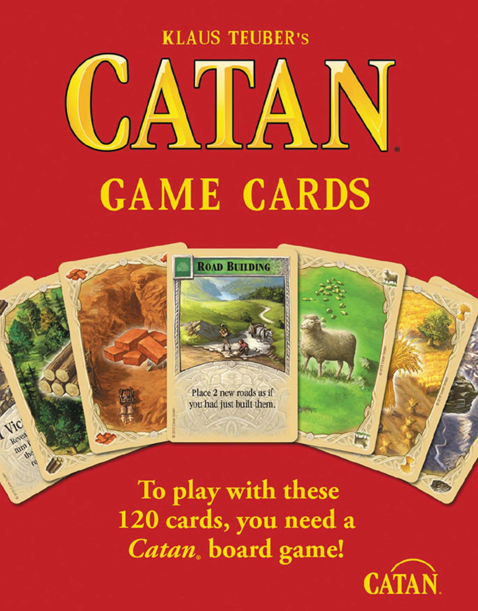 Catan Studio Catan: Replacement Cards