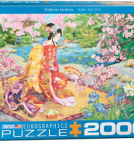 Eurographics Inc Haru No Uta  2000pc Puzzle