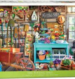 Eurographics Inc The Potting Shed 1000pc Puzzle