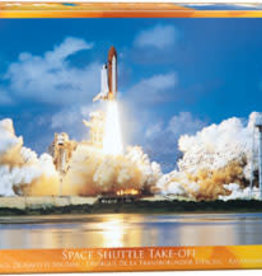 Eurographics Inc Space Shuttle Take Off 1000pc Puzzle