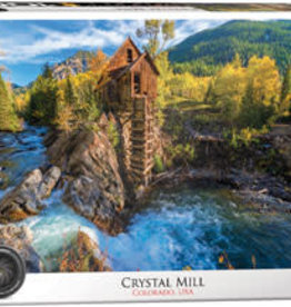 Eurographics Inc Crystal Mill 1000pc Puzzle