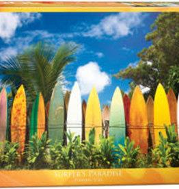 Eurographics Inc Surfer's Paradise 1000pc Puzzle