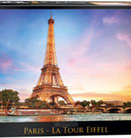 Eurographics Inc Paris - La Tour Eiffel 1000pc Puzzle