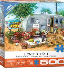 Eurographics Inc Honey For Sale 500pc Puzzle