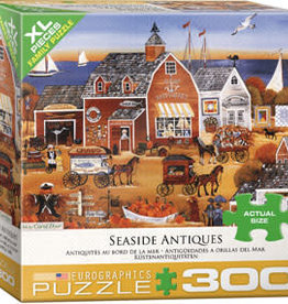 Eurographics Inc Seaside Antiques 300pc Puzzle