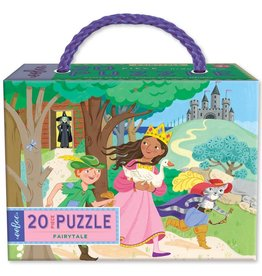 Eeboo Fairytale 20 Pc Puzzle