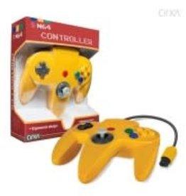CirKa N64 Controller Yellow