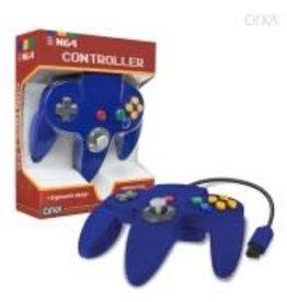 CirKa N64 Controller Blue