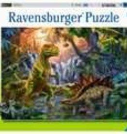 Ravensburger Prehistoric Oasis 100xxl puzzle