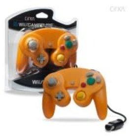 CirKa Wired Controller For GameCube®/ Wii® (Orange)