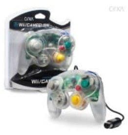 CirKa Wii/Gamecube Controller Clear