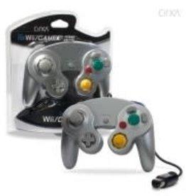 CirKa Wii/Gamecube Controller Silver