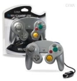 CirKa Wired Controller For GameCube®/ Wii® (Silver)