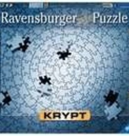 Ravensburger Krypt - Silver 654pc Puzzle