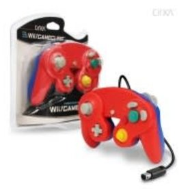 CirKa Wired Controller For Wii®/ GameCube® (Red/ Blue)