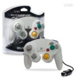 CirKa Wired Controller For GameCube®/Wii® (White)
