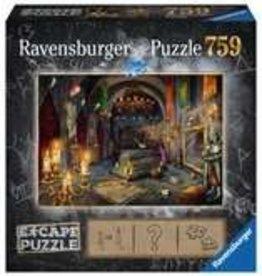 Ravensburger ESCAPE Vampire's Castle 759pc Puzzle