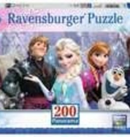 Ravensburger Frozen Friends 200 pc Panorama Puzzle