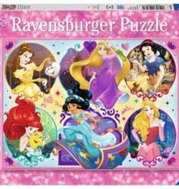 Ravensburger Princesses Be Strong Be You 100pc Puzzle