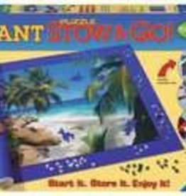 Ravensburger Giant Puzzle Stow & Go!