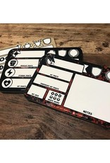 Crit Games LLC 5e Dry Erase Tracker Boards