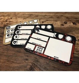 Crit Games LLC D&D 5e Dry Erase Tracker Boards