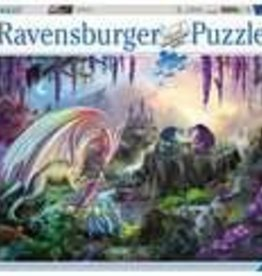 Ravensburger Dragon Valley 2000pc Puzzle