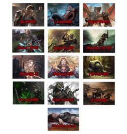 Crit Games LLC D&D 5e: Condition Cards