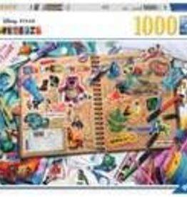 Ravensburger Disney Scrapbook 1000 pc Puzzle
