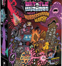 Cryptozoic Epic Spell Wars of the Battle Wizards: Melee at Murdershroom Marsh