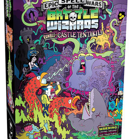 Cryptozoic Epic Spell Wars of the Battle Wizards: Rumble at Castle Tentakill