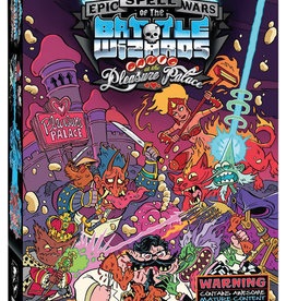 Cryptozoic Epic Spell Wars of the Battle Wizards: Panic at the Pleasure Palace