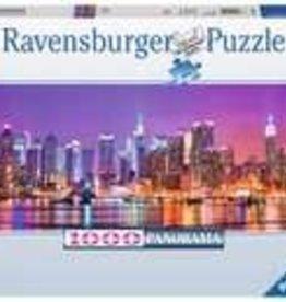 Ravensburger Manhattan Lights 1000pc Puzzle