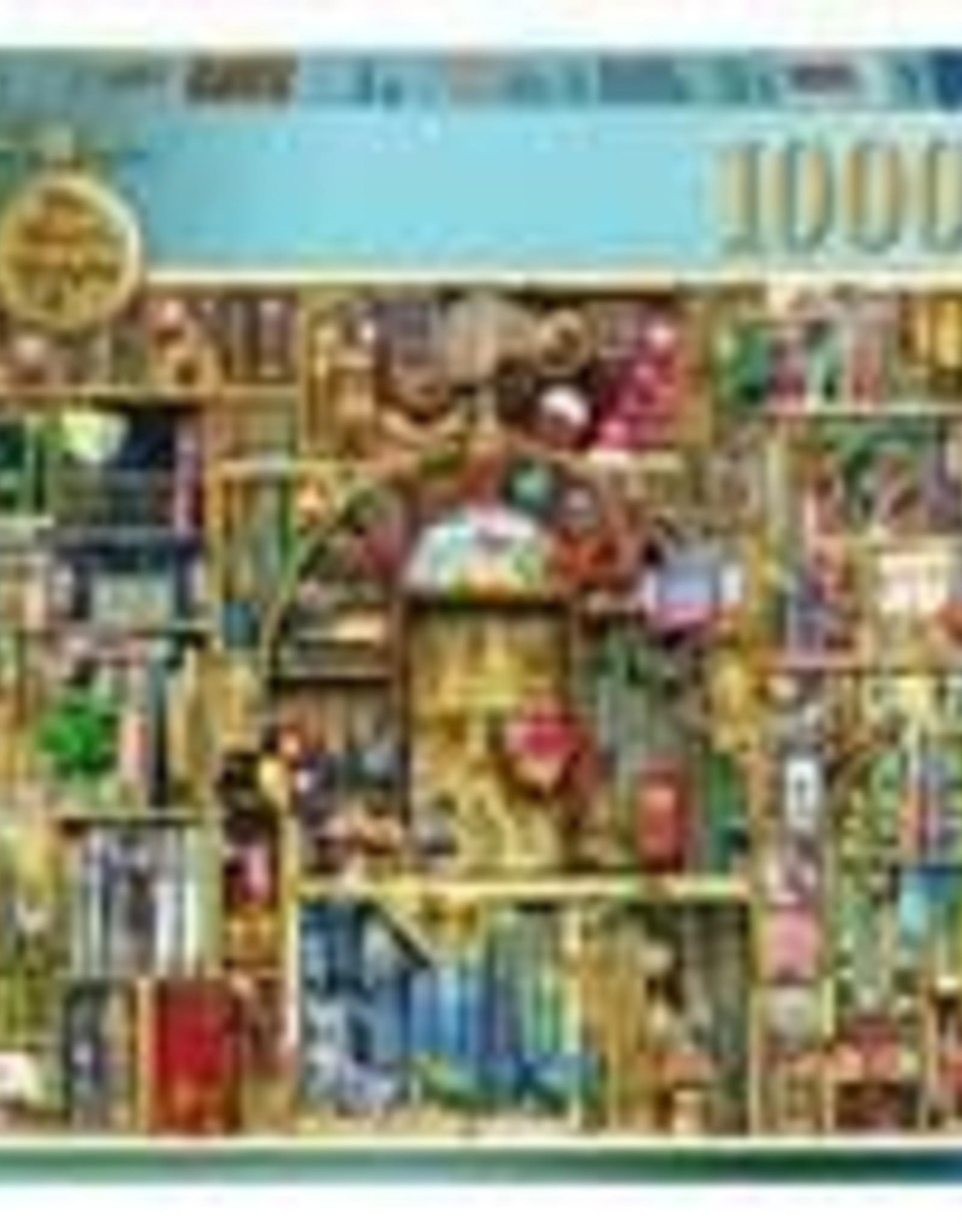 Ravensburger Bizarre Bookshop 2 1000pc Puzzle