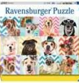 Ravensburger Doggy Disguise 100pc Puzzle