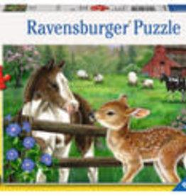 Ravensburger New Neighbors 60pc Puzzle